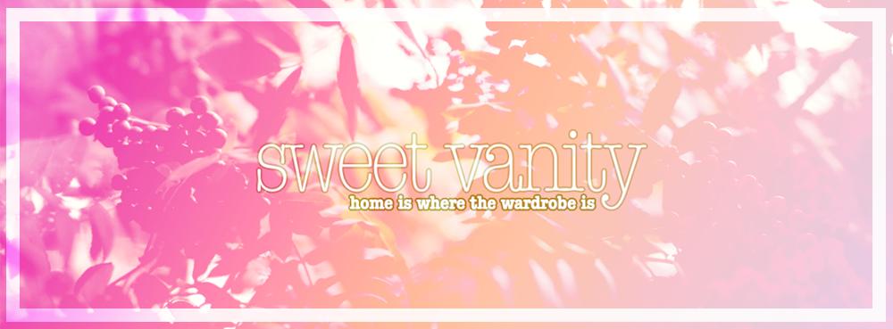 sweet vanity