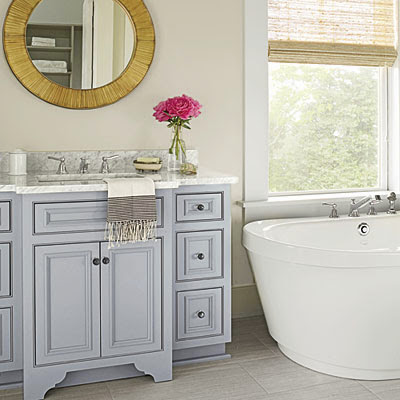 Coastal Living Showcase Home bathroom