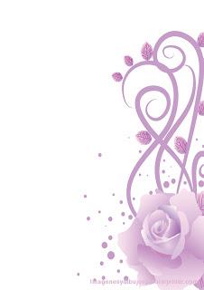 rosas para esquinas de folios