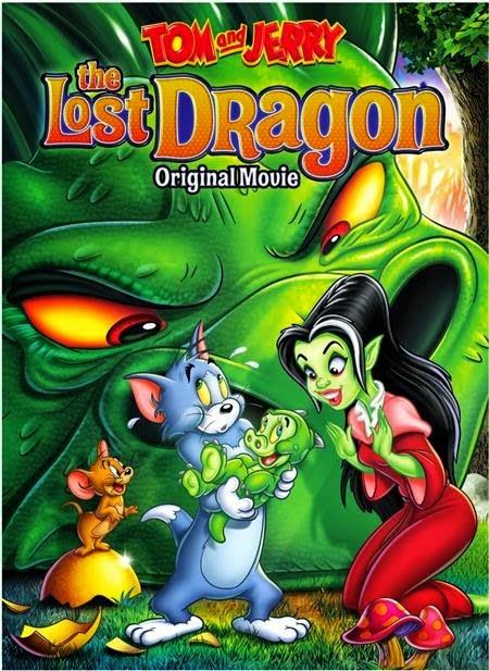 ดูการ์ตูน Tom and Jerry The Lost Dragon ทอมกับเจอรี่ พิชิตราชามังกร