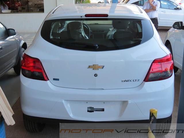 Onix LTZ 2014 Automático