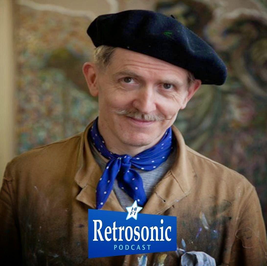 Billy Childish Special Retrosonic Podcast
