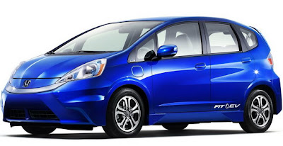 2013 Honda's Fit EV Unveiled: Specs & Photos