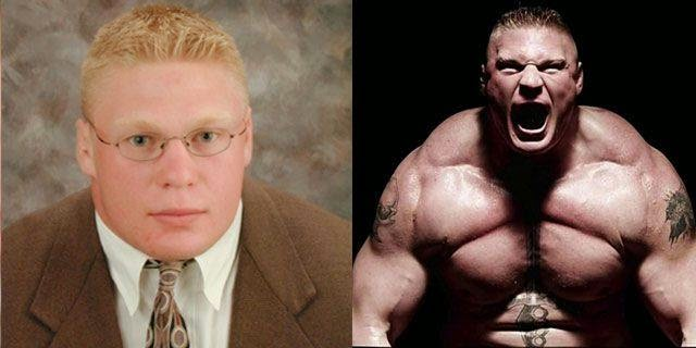 Brook Lesnar