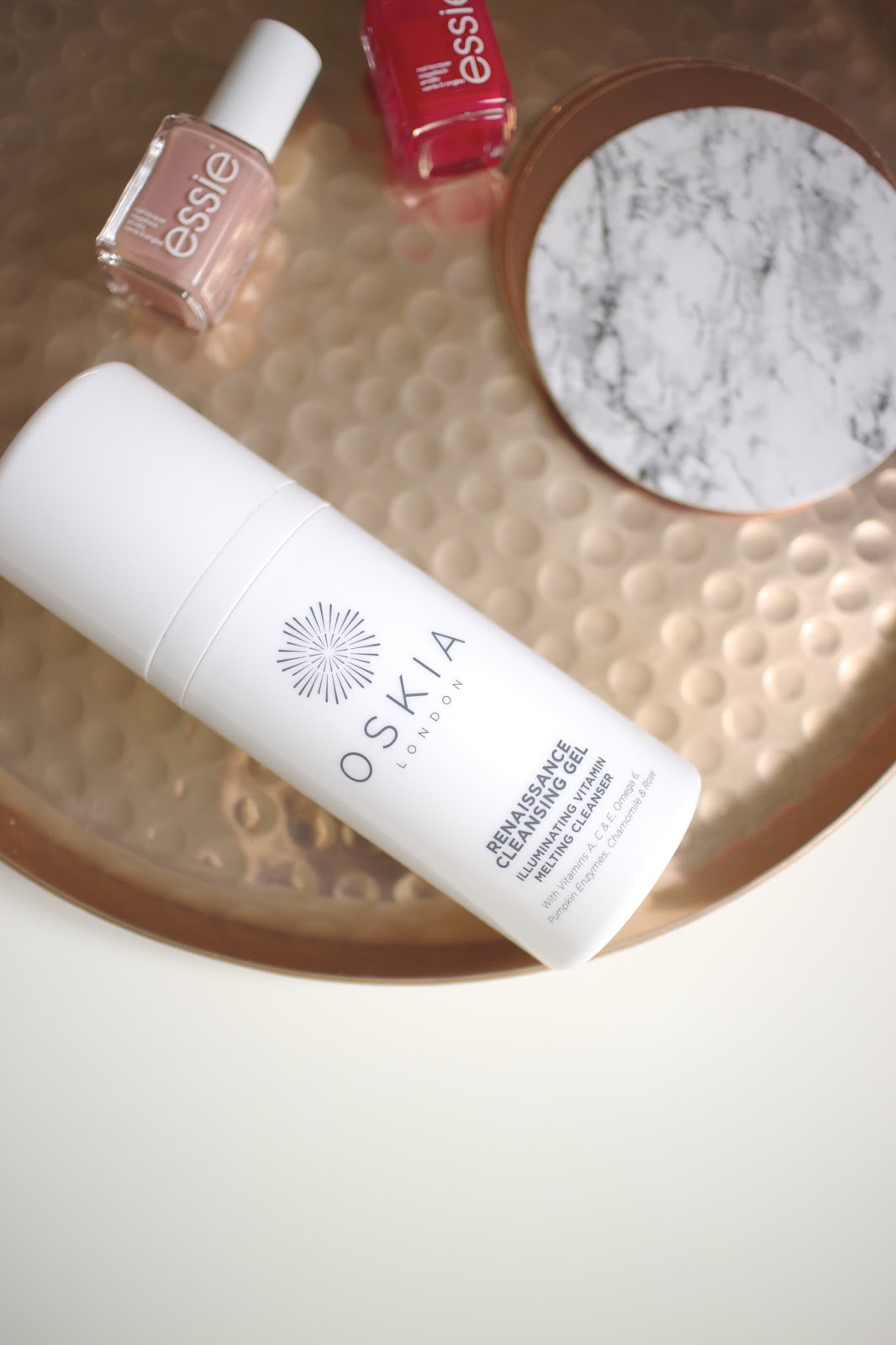 She's So Lucy Oskia Renaissance Cleansing Gel Review