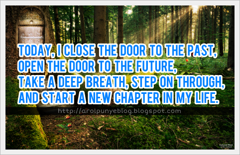 quotes, life quotes, new chapter