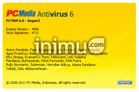 DOWNLOAD] PCMAV Terbaru (Antivirus PCMAV 6.0 – Asgard) Final