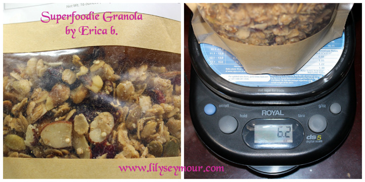 Superfoodie Granola