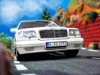 Mercedes-Benz S600 W140 '94 - Norev