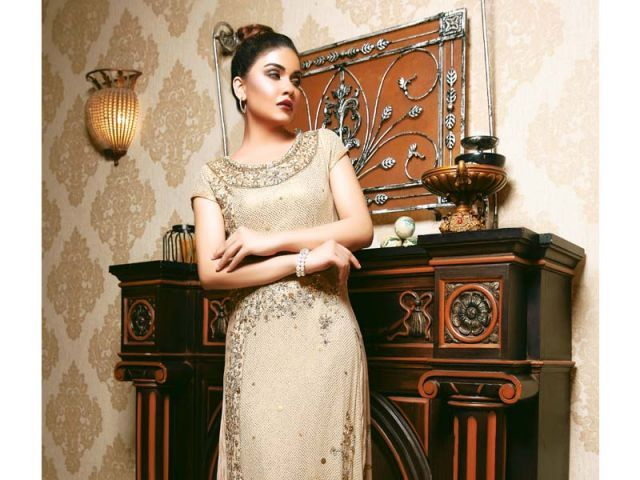 A look at Shemyel Javed's latest formal ensembles.