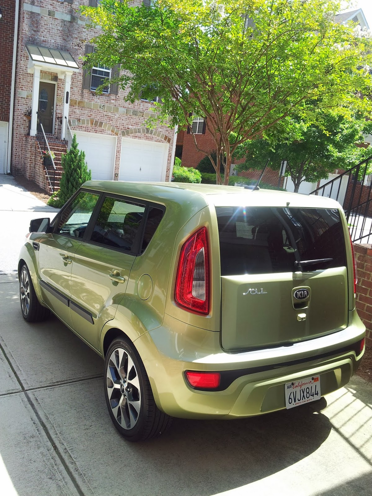 Mamalicious Maria  Family car review  Kia Soul  the car the cool