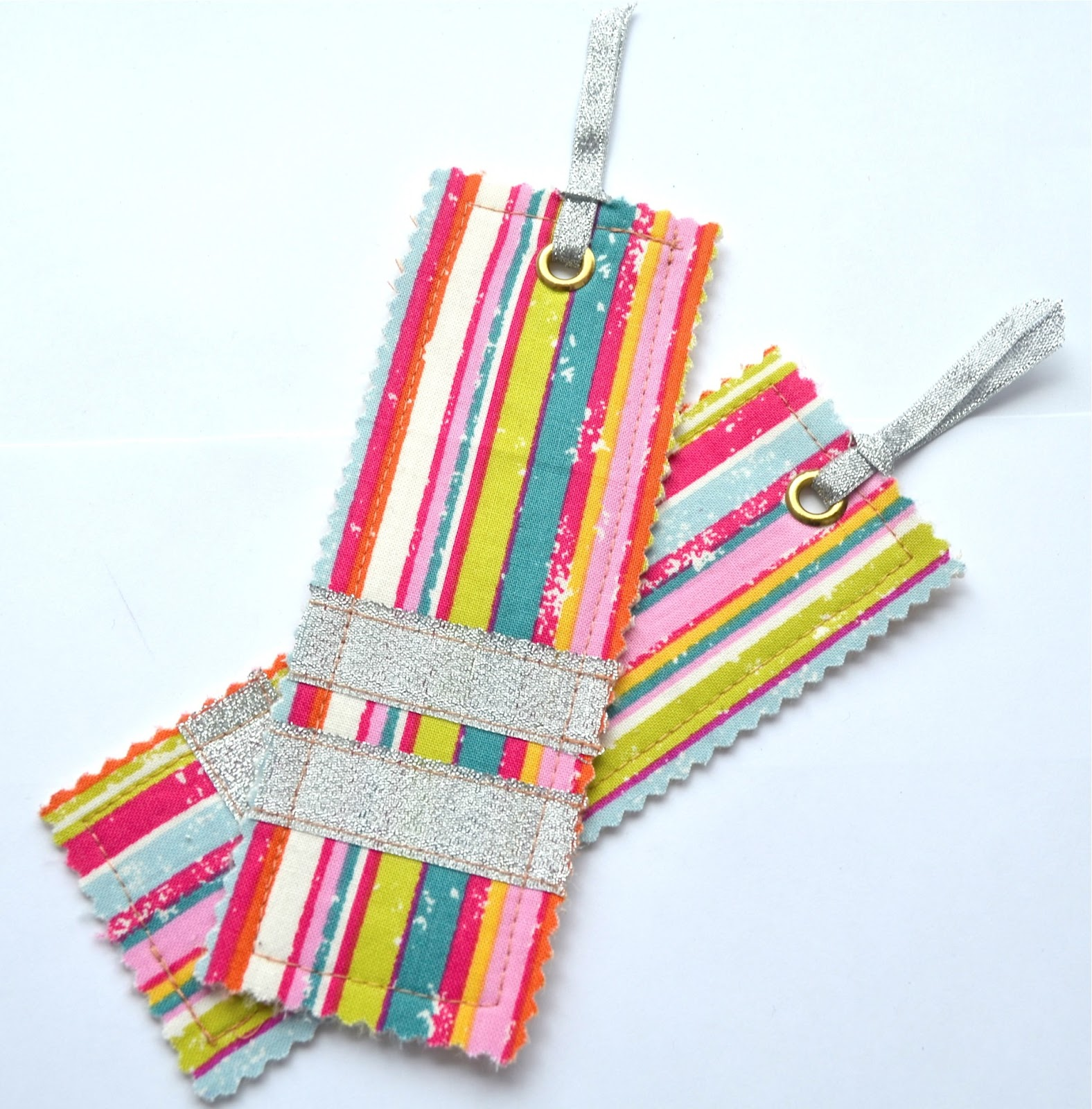 Закладка текстильная своими руками