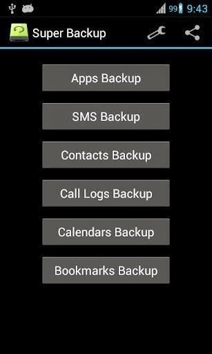 Cara Backup dan Restore Data SMS Gadget