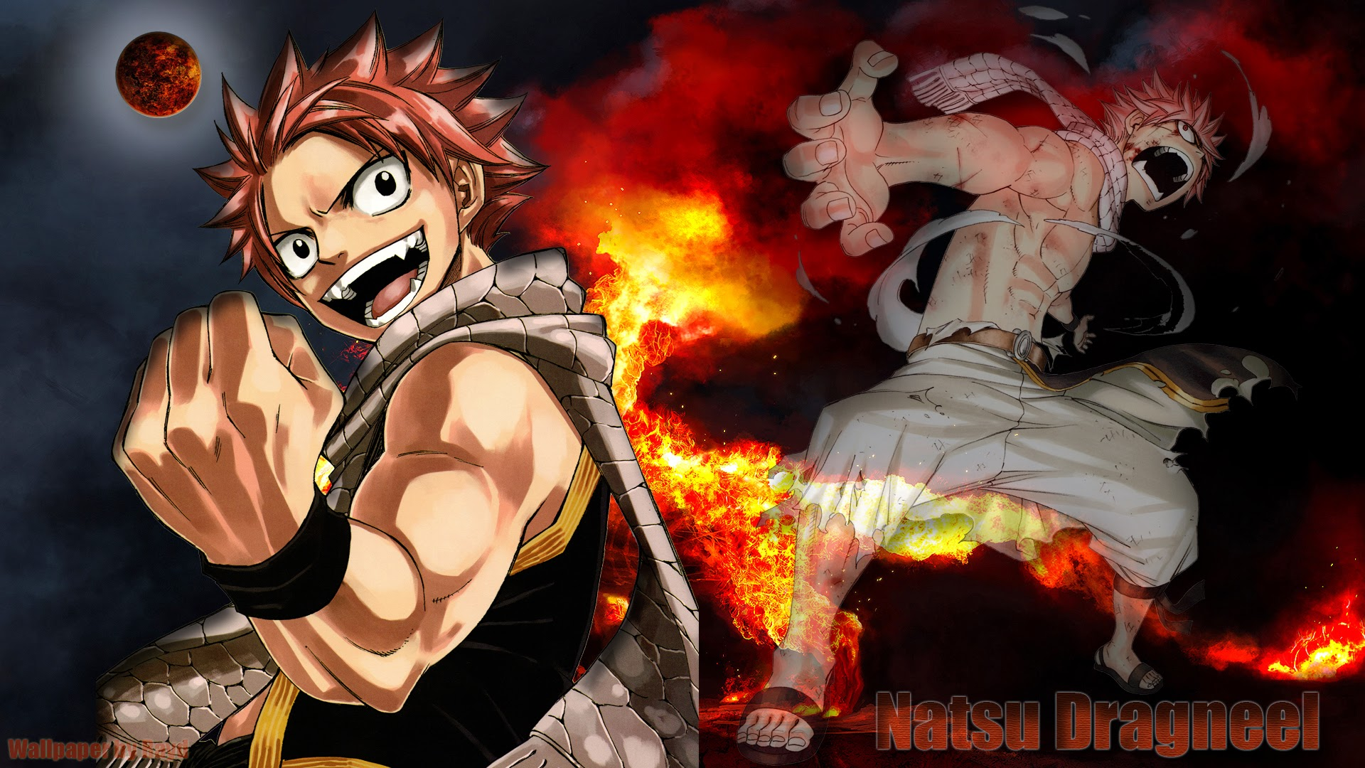 fairy tail natsu anime picture 8c wallpaper hd