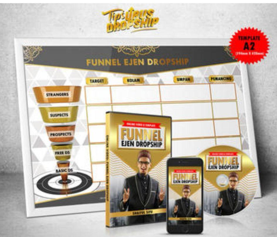 VIDEO & TEMPLATE - FUNNELS EJEN DROPSHIP