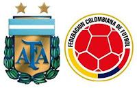 Resultado: Argentina vs Colombia (6 de Julio 2011)