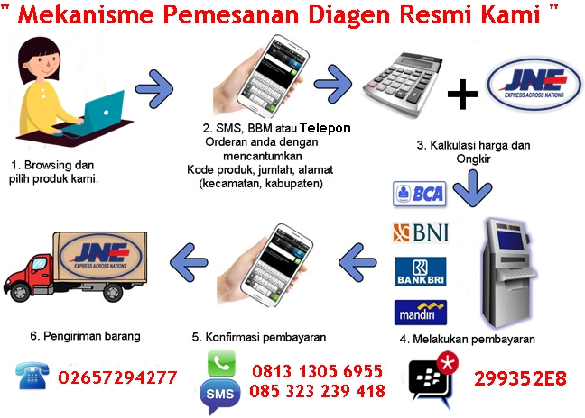 Format Pemesanan Jelly Gamat Gold- G Melalui Sms