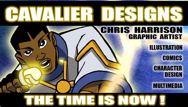 Cavalier Design Works--The Art Of Chris Harrison