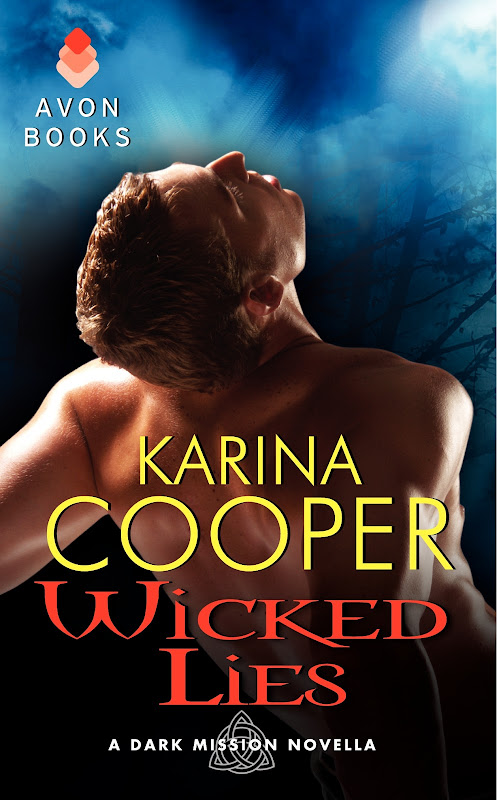 Wicked Lies by Karina Cooper (Dark Mission #4.5)