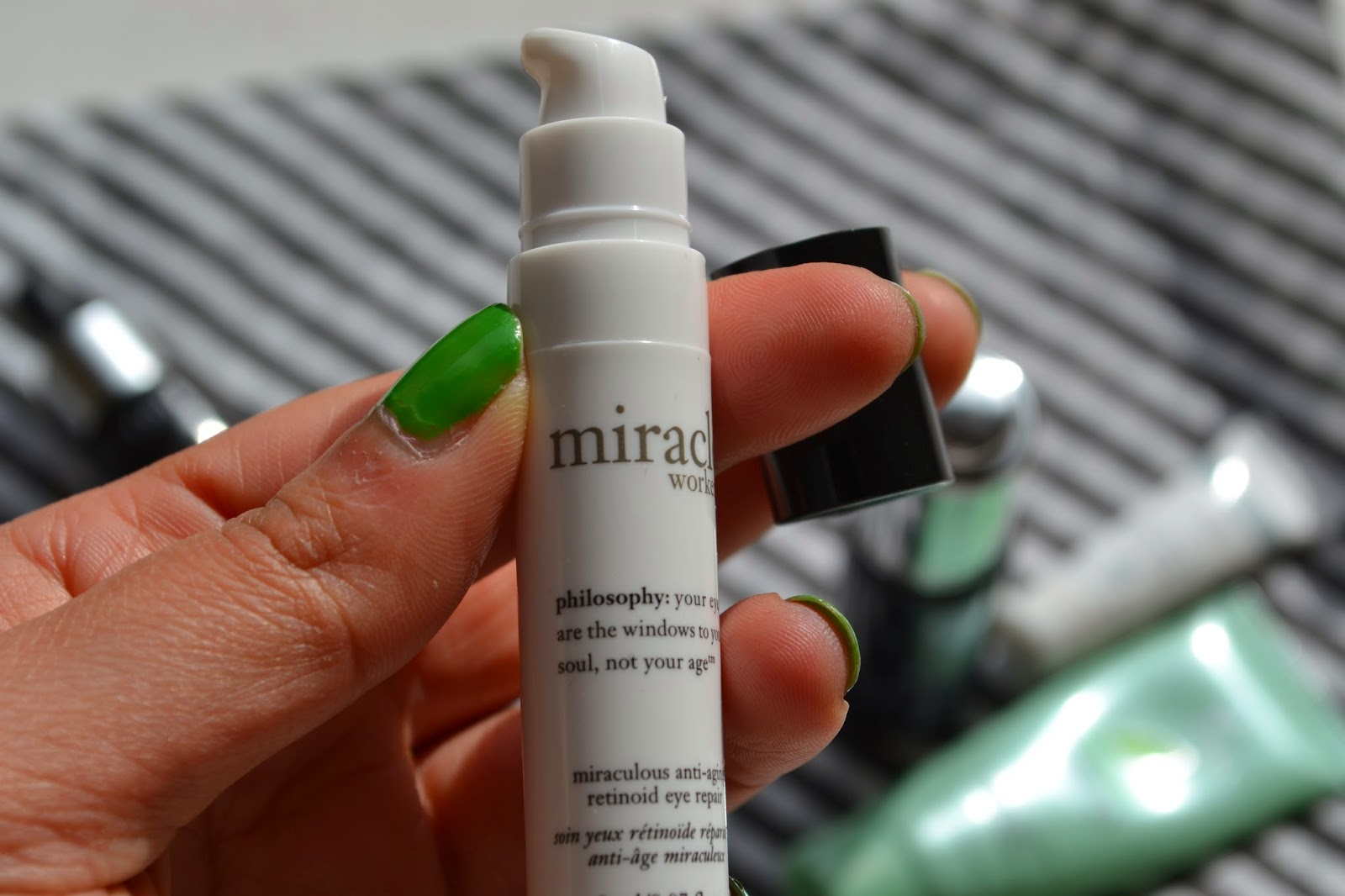 Philosophy's Miracle Worker Miraculous Anti-aging Retinoid Eye Repair