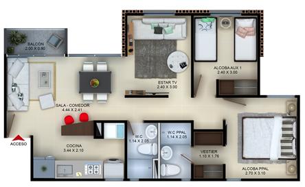 3 projet la maison de nos r ves alliance fran aise for Je dessine ma maison