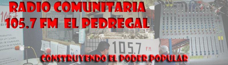 ELPEDREGAL 105.7 FM