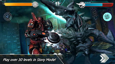 Descargar Descargar Pacific Rim Premium Modificado v1.1.0 .apk (Gratis)