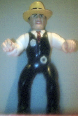 1990 Dick Tracy action figure from Playmates