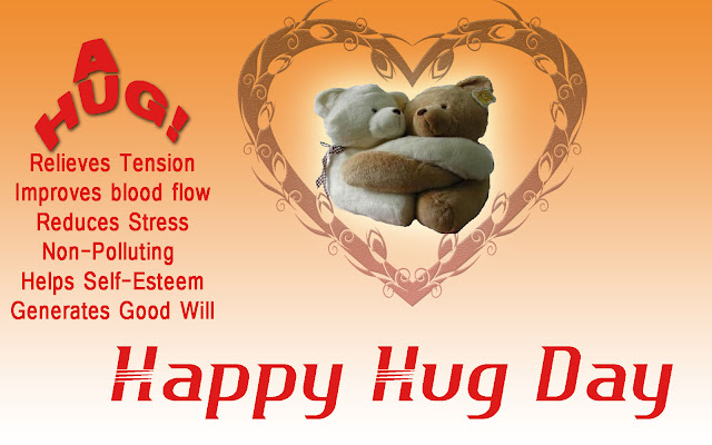 Top # 14+ {Happy} Hug Day SMS Wishes 2016: Valentines Day Week