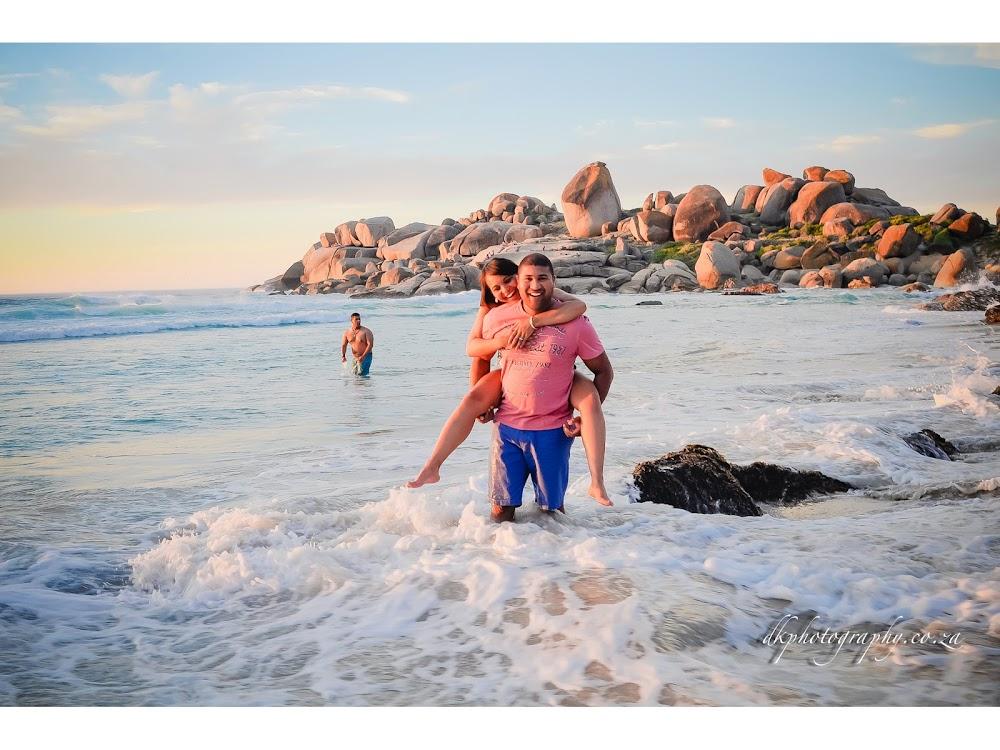 DK Photography Slideshow-34 Rochelle & Enrico's Engagement Shoot in Kirstenbosch Botanical Garden & Llandudno Beach  Cape Town Wedding photographer