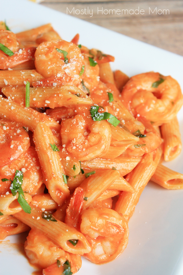 how to cook creamy seafood pasta