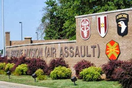 101st Airborne Division Fort Campbell