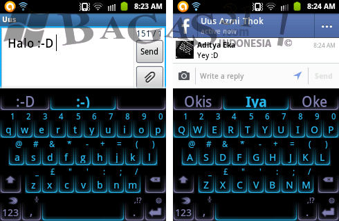 Swiftkey 3 Keyboard for Android 2