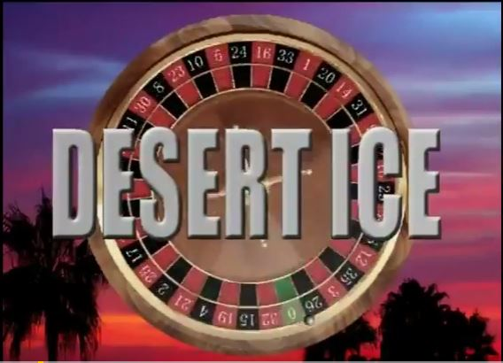 WATCH: Desert Ice Book Trailer
