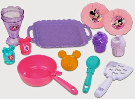 daily cheapskate: minnie mouse flippin fun kitchen for $59.99 with