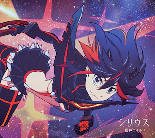 Kill la Kill OP Single - Sirius