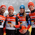 LUGE - Mundial de relevos mixtos 2016 (Konigssee, Alemania): los alemanes consiguen el oro. Letonia y Canadá completan el podio