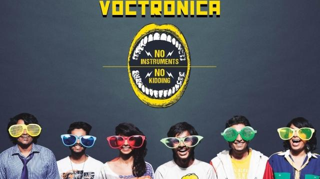 The 4-minute long video titled Evolution of A R Rahman has no instrumentals; but Voctronica has enough beatboxing skills to make you sit through it.   The video covers almost all major hits of A R Rahman in Tamil and Hindi.   Voctronica's Arjun, Avinash, Clyde, Raj and Warsha tackle a wide genre of music from rock to Bollywood.