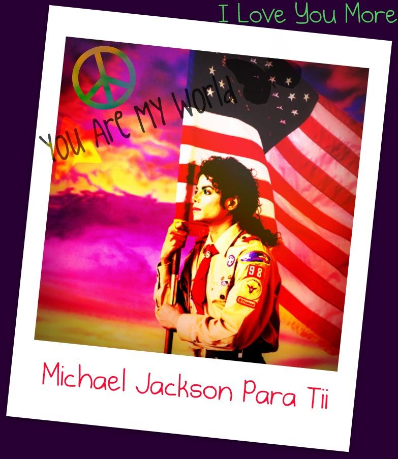 Novela Michael  Jackson para tii