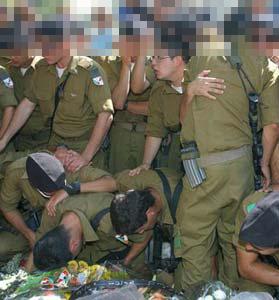 Tentara Israel Bunuh Diri