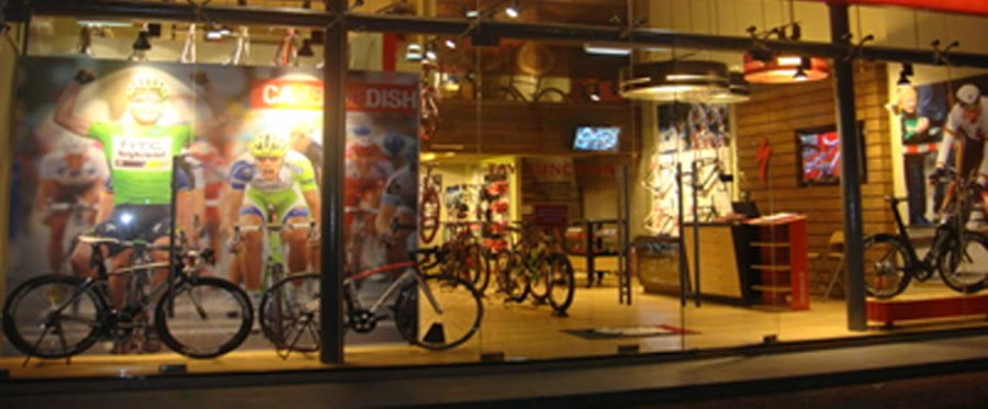 AXARACYCLES 100% REAL IN CITY MEDAN - INDONESIA