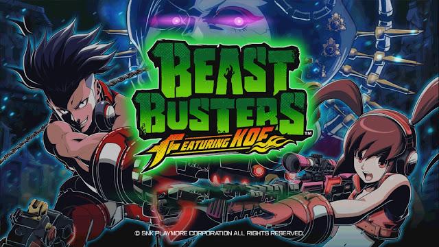 BEAST BUSTERS featuring KOF DX APK v1.0.0 [Monedas ilimitadas]