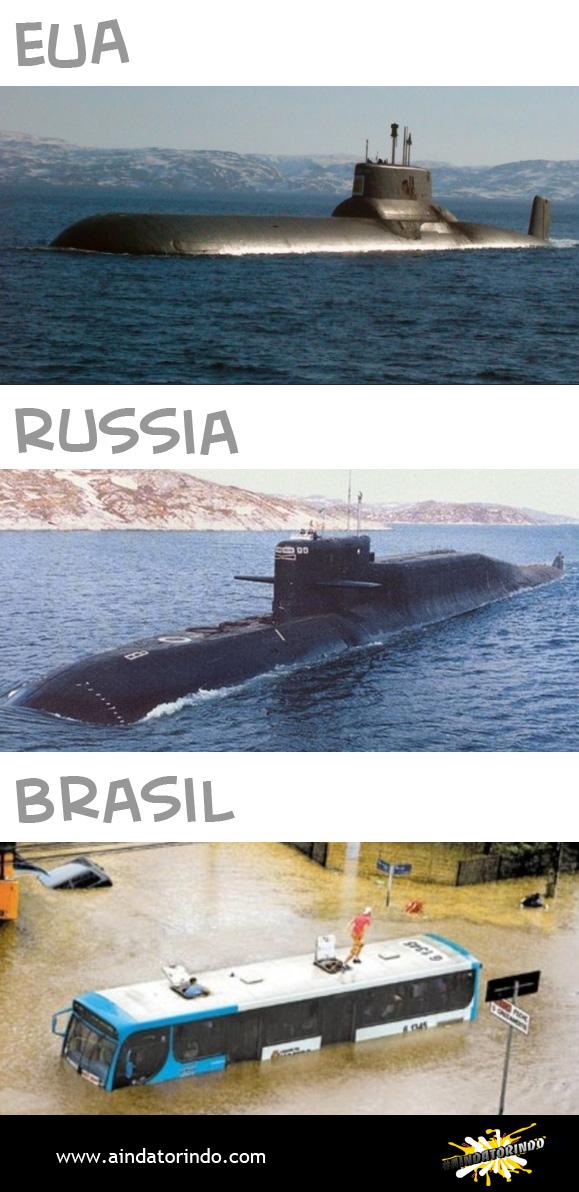 Submarino brasileiro