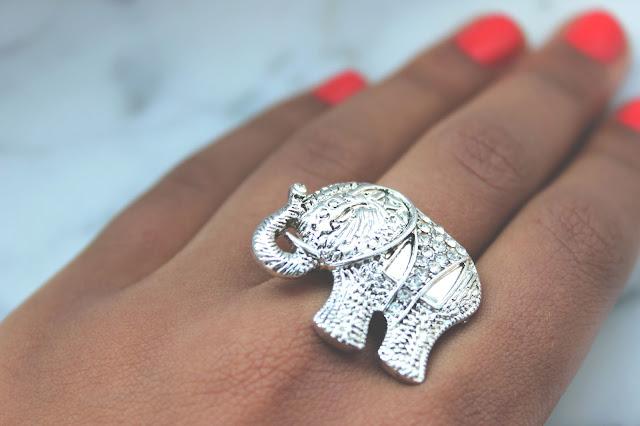 ACCESSOIRE: ELEPHANT PRIZMAHFASHION
