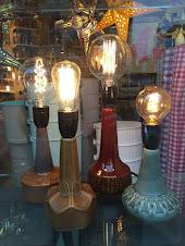 Skønne retro lamper