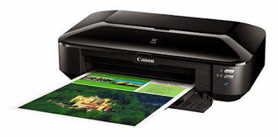 download Canon PIXMA iX6870 Inkjet printer's driver