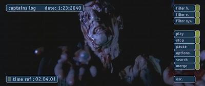 Event Horizon Gore body horror 1997 horizonte final