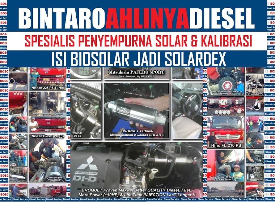 Bintaro Service Diesel