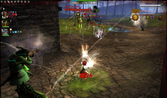 Guild Wars 2: GW2: Письма с Vabbi