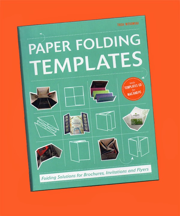 The Papercraft Post Paper Folding Templates Book Review